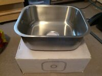 Classic Single Bowl Stainless Steel Undermount Sink