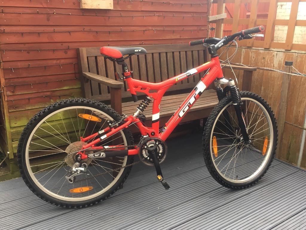 men s gt full suspension mountain bike in hemel hempstead