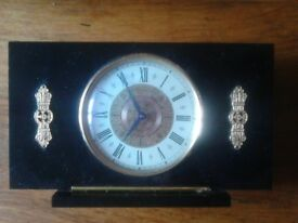 Vintage mantle clock by Tempora