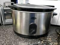 Large slow cooker. Breville