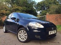 FIAT GRANDE PUNTO 1.4 ELEGANZA 5d 77 BHP 2007 57 **FINANCE AVAILABLE** **FINANCE SPECIALISTS**