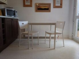 Small Melltrop (Ikea) Dining Set