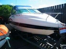 Fletcher Sportscruiser 19 GTS sportsboat