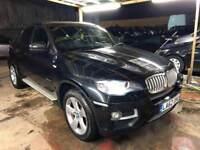 BMW X6 3.0 30d xDrive 5dr£17,995 p/x welcome FREE WARRANTY. NEW MOT!