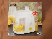 NEW Bifinett Juice Extractor ONLY £7