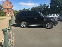Range Rover sports diesel face lift hpi clear