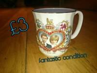 Diana collectors mug