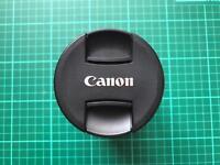 Canon 18-135 USM kit lens.