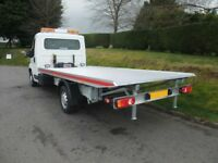 24/7 CHEAP CAR VAN RECOVERY VEHICLE BREAKDOWN TOW TRUCK TOWING TRANSPORT BIKE DELIVERY 4/4 TRAILER