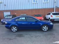 2003 Mazda 6 TS 1,8 litre 5dr 1 ownership