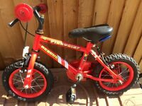 Fire chief bike