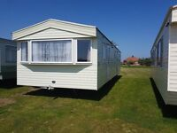 3 bed, double glazed caravan - Ingoldmells area