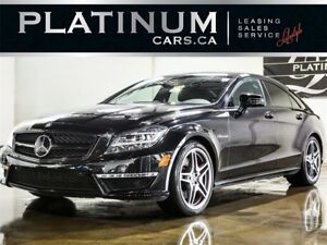 2014 Mercedes-Benz CLS-Class CLS63 AMG S-Model 4M