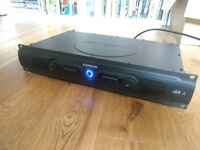 Samson Servo 200 Power Amplifier - Used in studio but in perfect working order