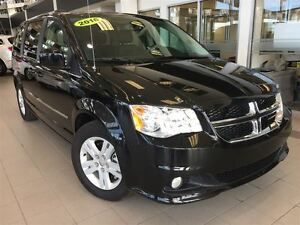 2016 Dodge Grand Caravan Crew Plus| Heat Leath/Wheel| Dual Pwr D