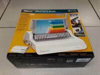 Office Comb Binder - Fellowes Pulsar 300 (Brand New)