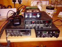 Job lot of cb radios