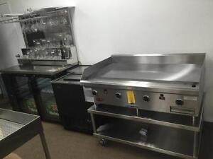 COOLERS, FREEZERS, PREP TABLES, KITCHEN EQUIPMENT, PIZZA SHOPS, SUSHI, BAKERY, CAFE, DINER, STEAKHOUSE, BARS, CLUBS