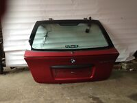 BMW E46 COMPACT TRUNK BOOT LID TAILGATE