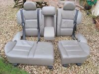 Set of Leather Seats for Volvo V70 Mark 2 (2005 to 2007)