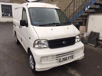 2006 Daihatsu Extol van, starts and drives very well, 1 years MOT (runs out February 2018), all read