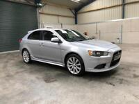 2010 Mitsubishi Lancer gs4 2.0 d-I-d pristine sat nav dvd 69,000!! Guaranteed cheapest in country