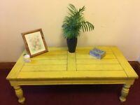 Sturdy Coffee Table