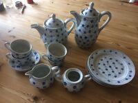 Lovely china tea set , as seen on photo