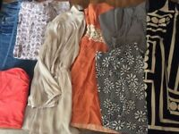 Bundle Of Ladies Clothes Size 6-8