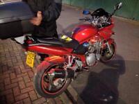 2002 Suzuki Bandit 600 £1300 ono