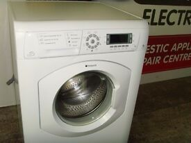 Hotpoint 8kg 1300 Spin.Excellent Condition.Digital Display.6 Month Warranty.Delivery Available.