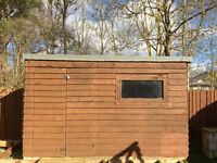 Great Garden Shed 7x5