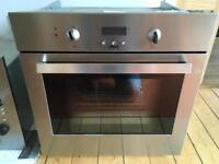 Zanussi built-in Stainless steel OVEN