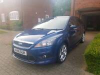 2010 Ford Focus Zetec S 1 Owner From New
