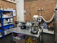 Commercial Kitchen in East London E16 - All bills included