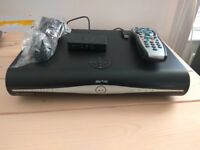Sky+ HD box with remote and wireless adaptor