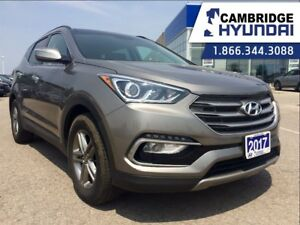 2017 Hyundai Santa Fe Sport SE AWD - LEATHER - PANORAMIC SUNROOF