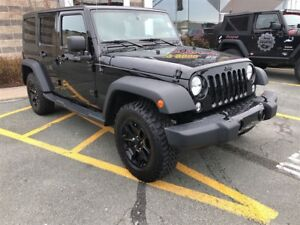 2016 Jeep WRANGLER UNLIMITED HIT THE ROADS HIT THE TRAILS!