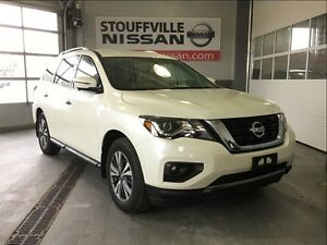 Nissan Pathfinder sl nissan certified pre owned low rates 2017