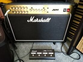 Marshall JVM 205C Guitar amp