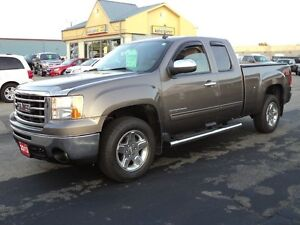 2013 GMC Sierra 1500 SLE ExtCab 5.3L 4X4 Z71 6ft Box