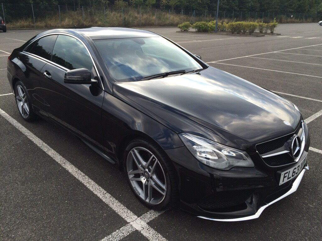 2013 mercedes e250 amg sport coupe in ardleigh essex gumtree. Black Bedroom Furniture Sets. Home Design Ideas