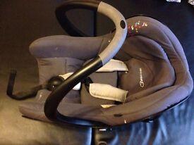 Newborn Bebe Confort Car Seat 0-13 kg, group 0+