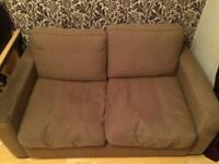 Double Sofabed metal action full working order