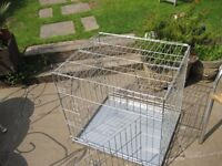 DOG CAGE / CRATE FOR SMALL DOG