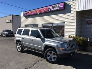 2014 Jeep Patriot North ALL WHEEL DRIVE VOICE COMMAND