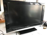 "32"" panasonic tx-32lxd85 LCD"