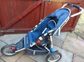 Baby's stroller