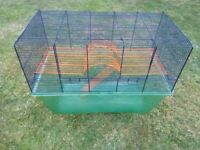 Large Cage for gerbil / hamster / mouse