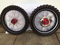 motocross wheels talon kx kxf